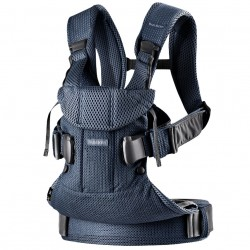 BabyBjörn carrier One 3D Mesh Navy blue