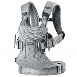 BabyBjörn carrier One 3D Mesh Silver
