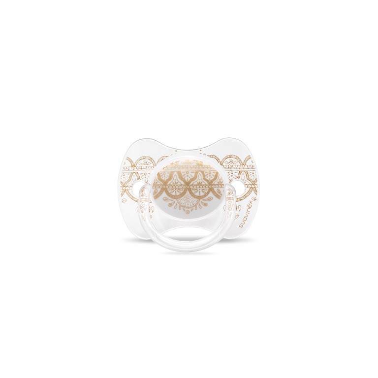 Haute Couture Suavinex soother physiological silicon  0m+