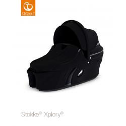 Stokke Xplory hluboké lůžko 2018 Black