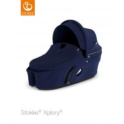 Stokke Xplory hluboké lůžko 2018 Deep Blue