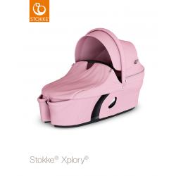 Stokke Xplory hluboké lůžko 2018 Lotus Pink
