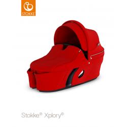 Stokke Xplory hluboké lůžko 2018 Red
