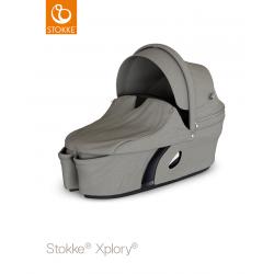Stokke Xplory hluboké lůžko 2018 Brushed Grey