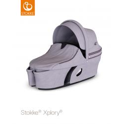 Stokke Xplory carrycot 2019 Brushed Lilac