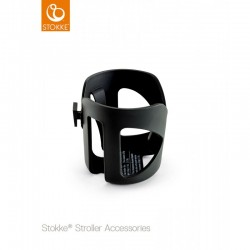 Stokke cup holder Black