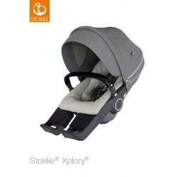 Sportovní sedačka Stokke Xplory & Trailz 2020 Athleisure Green