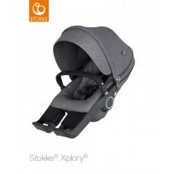 Sportovní sedačka Stokke Xplory & Trailz 2018 Black Melange