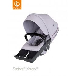 Sportovní sedačka Stokke Xplory & Trailz 2020 Brushed Lilac