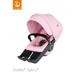 Sportovní sedačka Stokke Xplory & Trailz 2020 Lotus Pink
