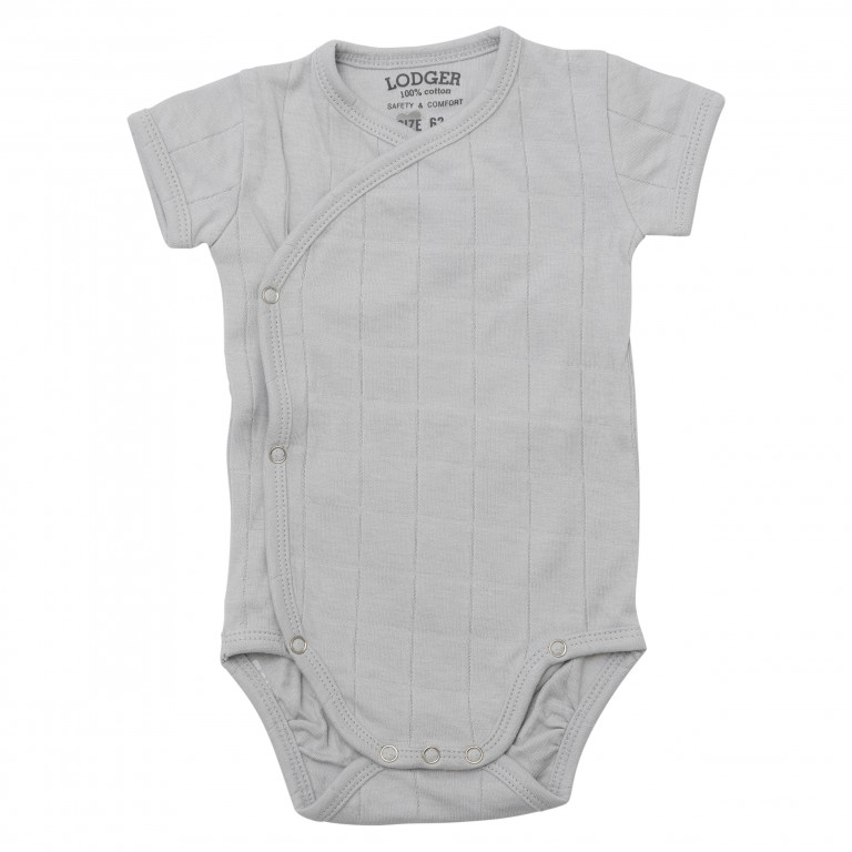 Lodger Body Romper Fold Over Solid Mist