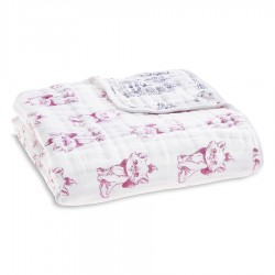 Aden + Anais Classic Dream Blanket The Aristocats