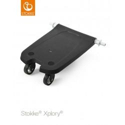 Stokke Xplory Rider stupátko Black