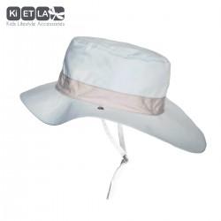 Kietla klobouček oboustranný s UV ochranou 12-18 měsíců Panama Sky