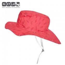 Kietla klobouček oboustranný s UV ochranou 12-18 měsíců Ice Cream