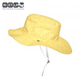 Kietla klobouček oboustranný s UV ochranou 2-4 roky Cubik Sun