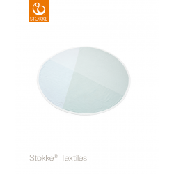 Stokke pletená deka z organické bavlny 95x95 cm