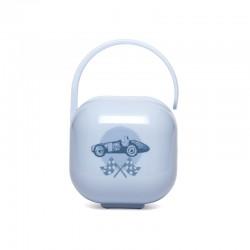 SUavinex krabička na dudlík Scottish  Modrá