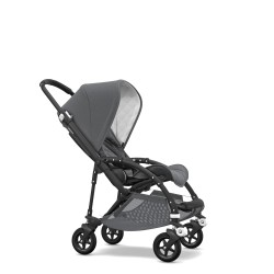 Bugaboo Bee⁵ Classic Collection Black/Grey Melange