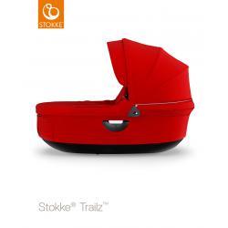 Stokke hluboké lůžko Trailz Black Red