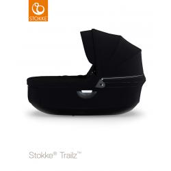 Stokke hluboké lůžko Trailz Black Black
