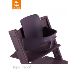 Stokke Tripp Trapp Baby Set Plum Purple