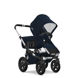 Bugaboo Donkey² Classic Collection Alu/Dark Navy