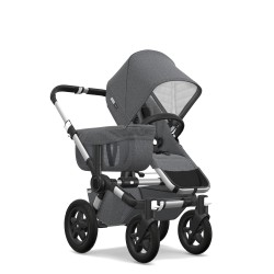 Bugaboo Donkey² Classic Collection Alu/Grey Melange