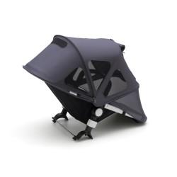 Bugaboo Cameleon & Fox prodyšná stříška Stellar/Steel Blue