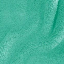Prostěradlo do kočárku zimní 351 - zelená mořská