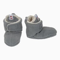 Lodger Slipper Fleece Botanimal Donkey