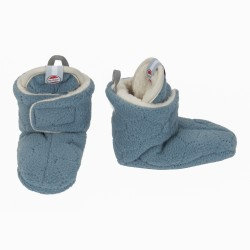 Lodger Slipper Fleece Botanimal Ocean