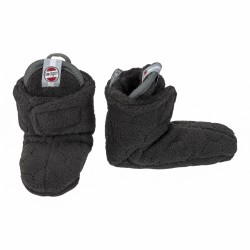 Lodger Slipper Fleece Botanimal Raven