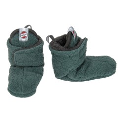 Lodger Slipper Fleece Botanimal Sage