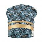 Elodie Details zimní bavlněná čepice Gilded Everest Feathers