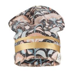 Elodie Details zimní bavlněná čepice Gilded Midnight Bells