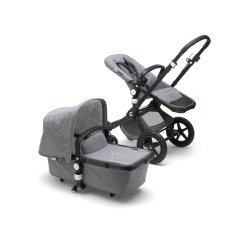 Bugaboo Cameleon³ plus Classic Collection Black/Grey Melange