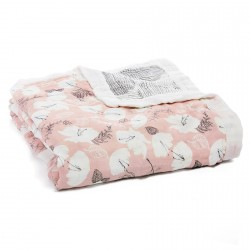 Aden + Anais Silky Soft Dream Blanket Pretty Petals