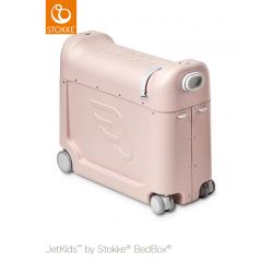 JetKids™ by Stokke® BedBox® Pink Lemonade