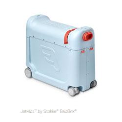 JetKids™ by Stokke® BedBox® Blue Sky