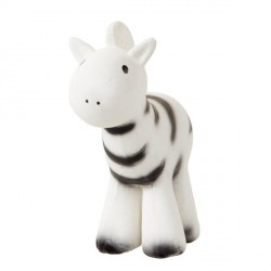 Tikiri Zoo chrastítko z kaučuku Zebra