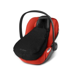 Cybex footmuff for Cloud Z car seat Stardust Black