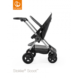 Stokke Scoot podvozek Black
