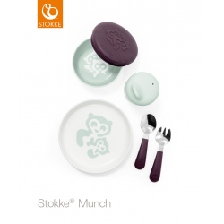 Stokke Munch sada nádobí Everyday