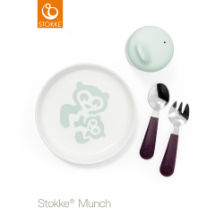 Stokke Munch sada nádobí Essentials