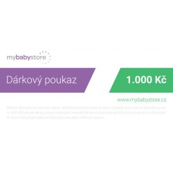 Gift Card 1000 CZK