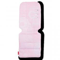 Maclaren letní vložka Plaid Spirograph Pink