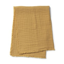 Elodie Details měkká bavlněná deka Gold