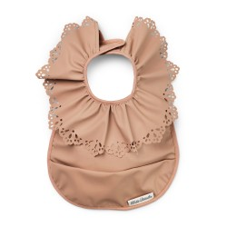 Elodie Deatils baby bibs Faded Rose