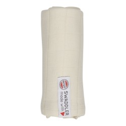 Lodger Swaddler 2 pcs set Ivory
